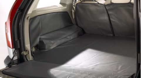 XC90 Dirt cover, load compartment, fully covering